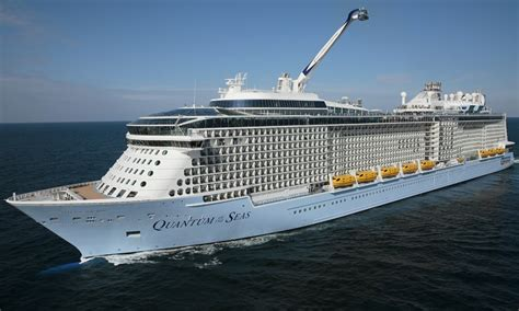 royal caribbeans newest ship quantum of the seas itinerary schedule current position