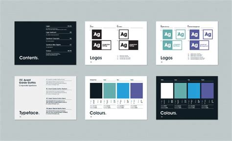 layout brand guidelines graphic design branding guidelines google search style