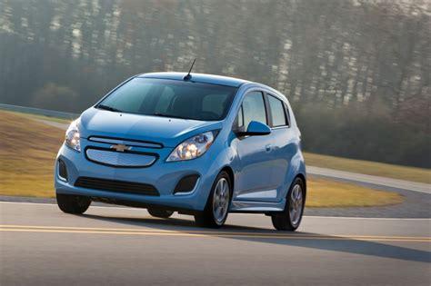 2014 chevrolet spark ev electric car priced at 27 495