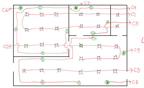 electrical layout plan schedule load how to prepare schedule of loads electrical axis