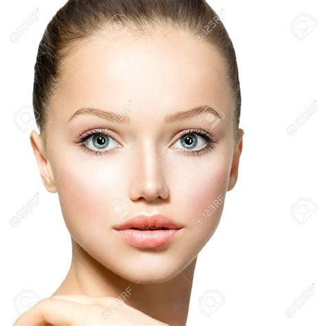 shapes of models faces 17935506 beauty model girl portrait beautiful woman face