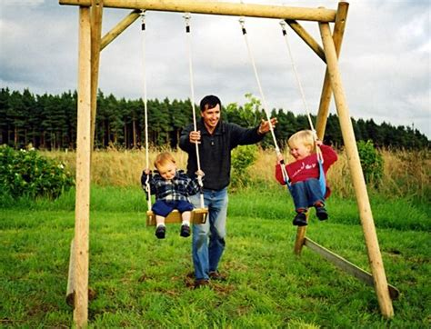 childrens double swing 19 best images about swings for kids on pinterest screw