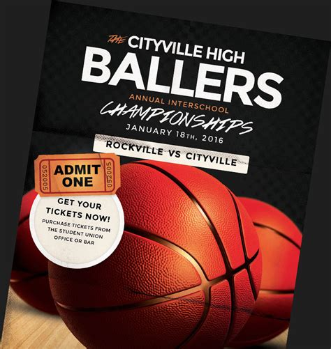 basketball flyer template basketball flyer templates for basketball event promotions