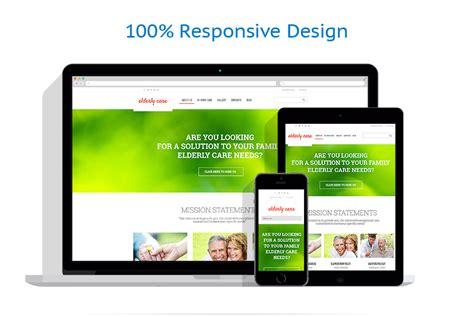 themes wordpress monster elderly care responsive wordpress theme 52970