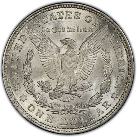 sle of values 1921 silver dollar ms 63