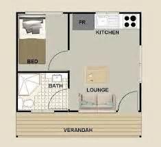 granny house floor plans 1 bedroom granny flat floor plans google search home