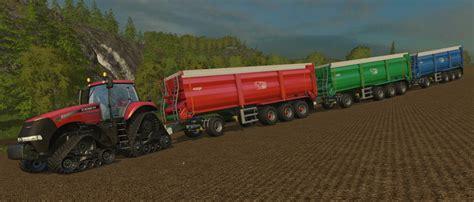 tandem kre sb 30 60 trailer mod for farming simulator fs 15 kre sb 30 60 v 2 0 farbwahl other trailers mod