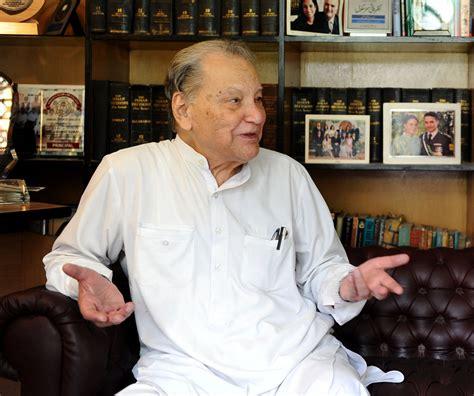 justice javed iqbal justice retd javed iqbal passed away aaj news