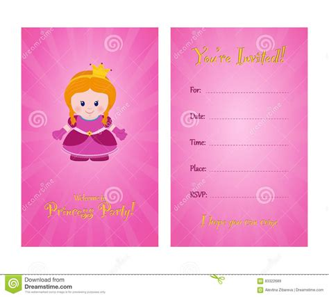 template to print a front and back card happy birthday greeting card front and back stock image