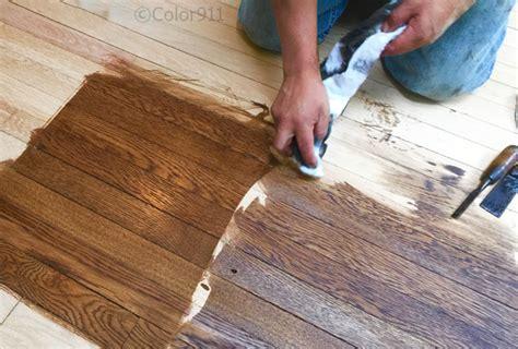 can you stain hardwood floors without sanding stain wood floors without sanding caturine stripping