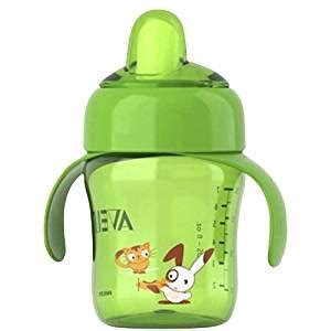 Chicco Baby Soft Spout Sippy Trainer Cup 6m Gelas Minum Bayi 40 buy philips avent 7oz soft spout cup with handles 6m