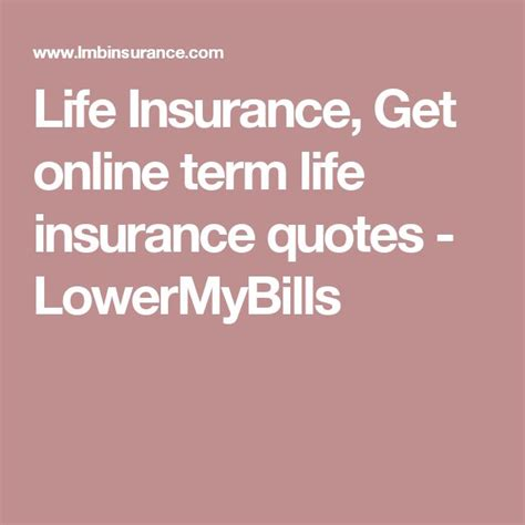 term insurance quotes best 25 term insurance rates ideas on