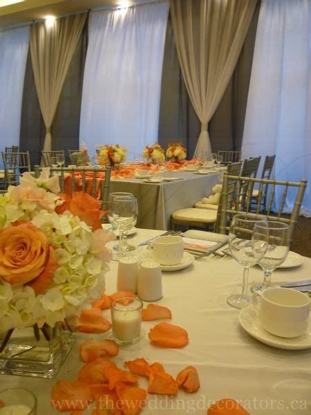 coral silver white wedding decor flowers mandy bryant dewey seasons bridal mandy dewey