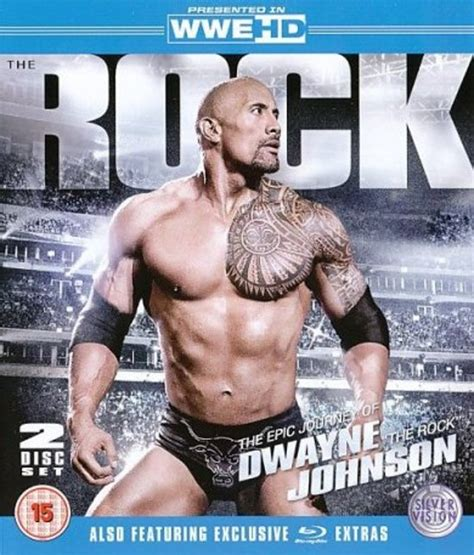 dwayne the rock johnson epic journey bol wwe the epic journey of dwayne the rock