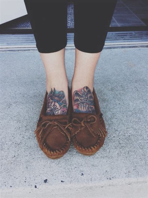 foot tattoos tumblr tattoos on