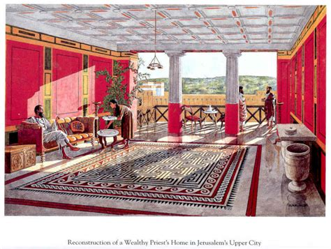 home design stores rome reconstruction of a wealthy priest s home in the upper