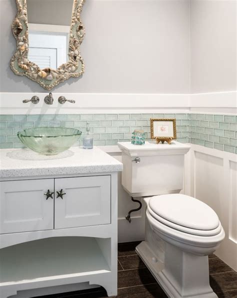 coastal bathroom ideas 17 best ideas about wainscoting bathroom on