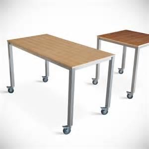 Kitchen Table Wheels Niagara Counter Table