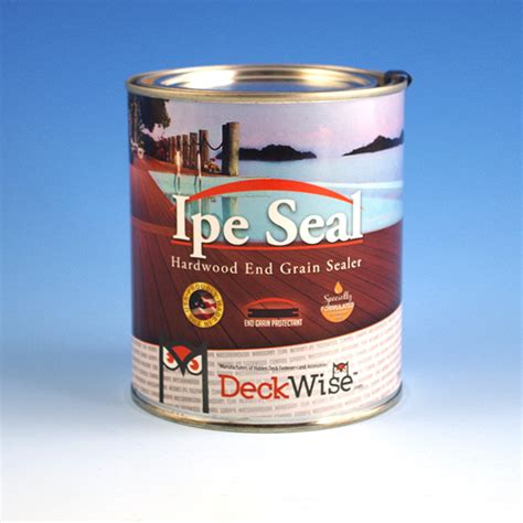 ipe seal  grain sealer decksdirectcom