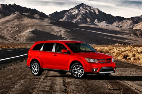 chrysler journey 2014 dodge journey rt front three quarter photo 4
