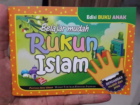 Buku Cara Mudah Belajar Islam Bimbingan Dasar Islam buku anak belajar mudah rukun islam toko muslim title