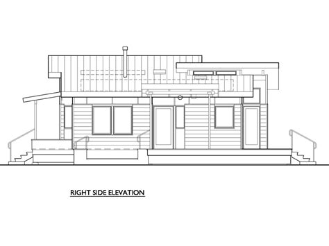 800 sq ft modern house plans modern style house plan 2 beds 1 baths 800 sq ft plan 890 1