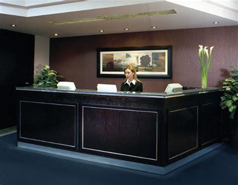 receptionist desk in hotel it s about front office department