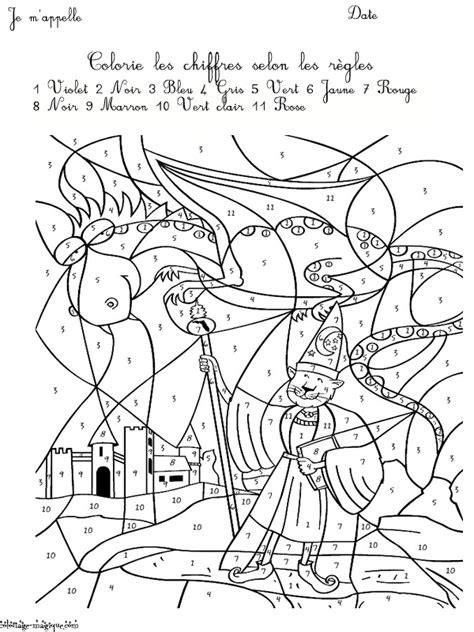 Coloriages Magique Grammaire Et Conjugaison Imprimer Et Colorier L