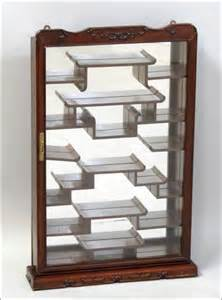 Wall Mounted Curio Cabinet Plans 1143193 Chinese Wall Mounted Curio Cabinet Lot 1143193