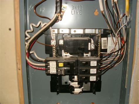 wiring 50 gfci breaker cutler hammer 50 gfci