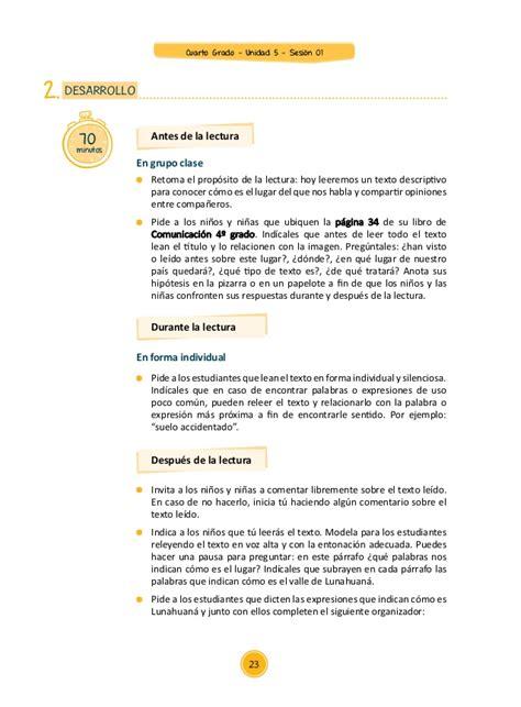 leer libro de texto croqueta y empanadilla 01 en linea documentos primaria sesiones unidad05 cuarto grado integrados 4g u5 s