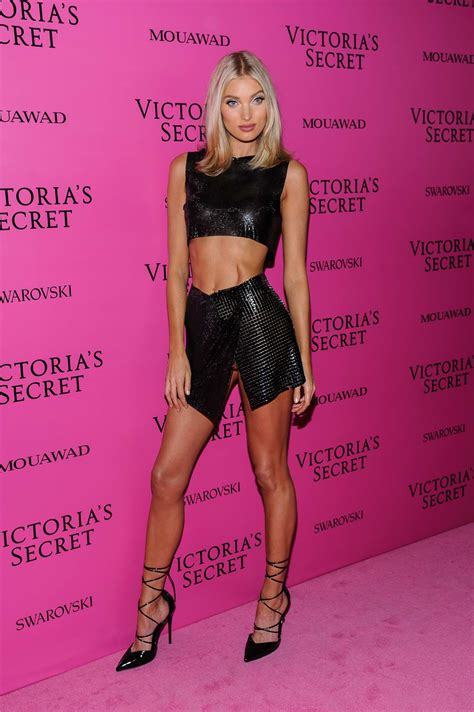 12th Annual Victorias Secret Fashion Show Pink Carpet With Hayden Panettiere elsa hosk at the s secret fashion show pink