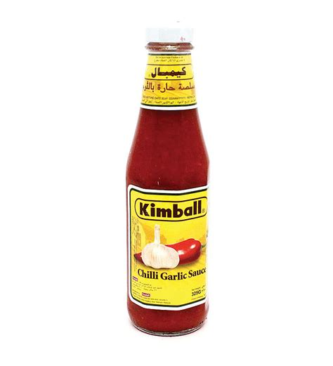 Kimball Thai Chilli Sauce kimball chilli garlic sauce by kimball pickels