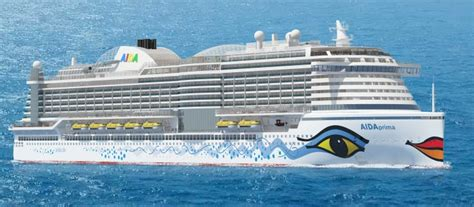Aidaprima Infos by Cruise Line