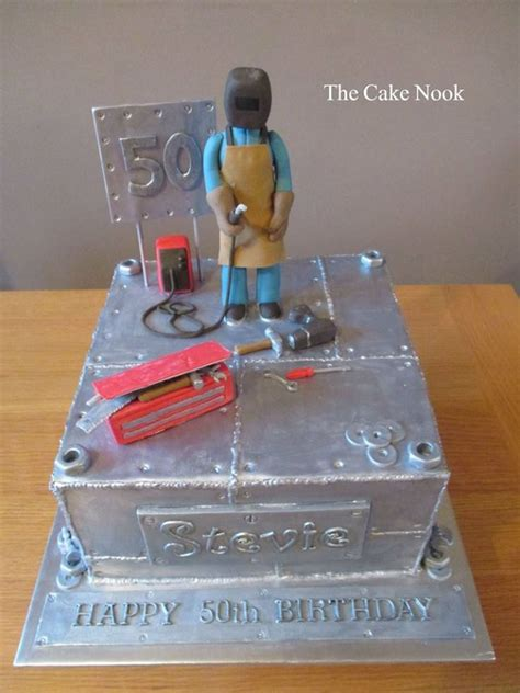 Welding Cake by Welding Cake Cakecentral