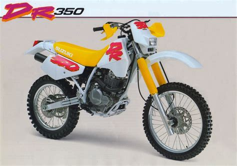 Suzuki Dr350 Forum Some More School Bike Ads And Brochures Moto Related