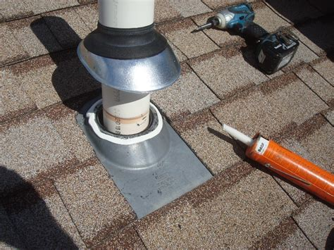 rubber boot jack how to repair a roof flashing boot in a flash fine