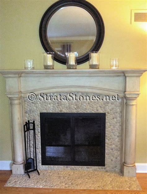 this fireplace surround is cheap and home