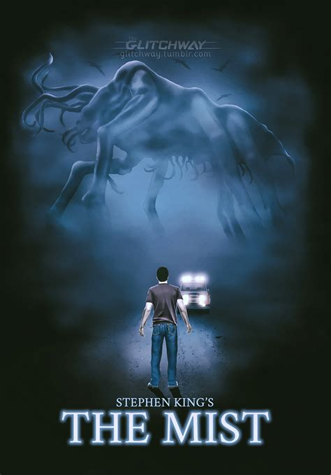 into the mist series 1 stephen king s the mist fan poster posterspy
