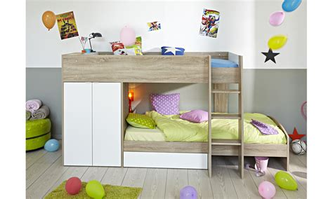 offset bunk beds coco bunk bed
