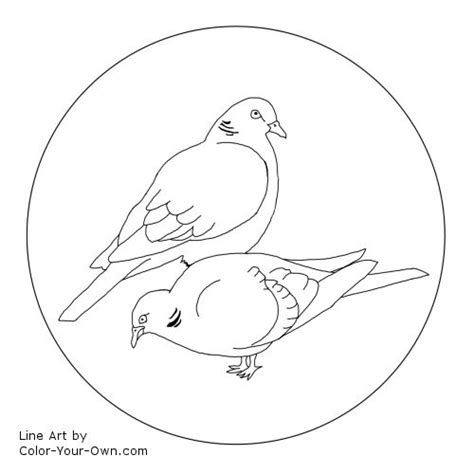 turtle dove template 12 days of 2 turtle doves coloring page