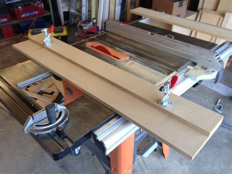 table saw jointer sled jig by woodworkingdrew lumberjocks woodworking community