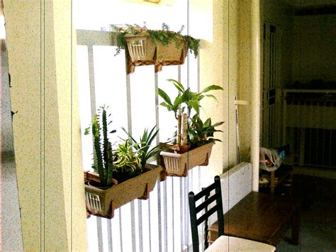 hanging balcony table ikea decoration outdoor deck rail planters laluz nyc home design