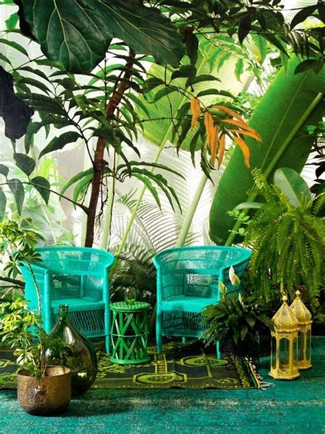 tropical decoration elena arsenoglou interior designer έλενα αρσένογλου