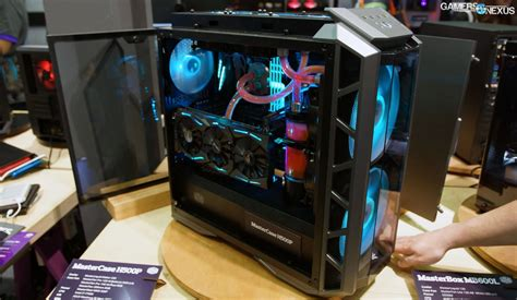 best built pc best gaming pc cases of computex 2017 gamersnexus