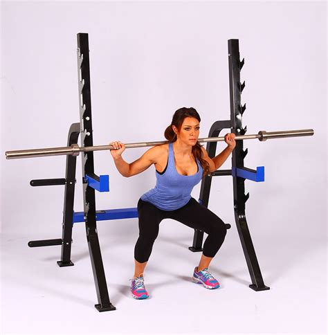 Does Snap Fitness Squat Racks by Progression Xplode 225 Squat Rack