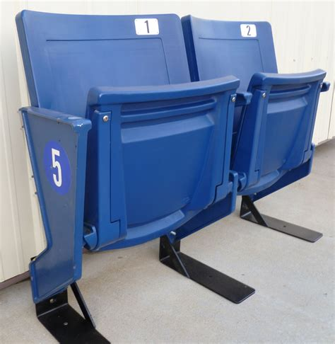 stadium bench seat stadiumseating net meadowlands
