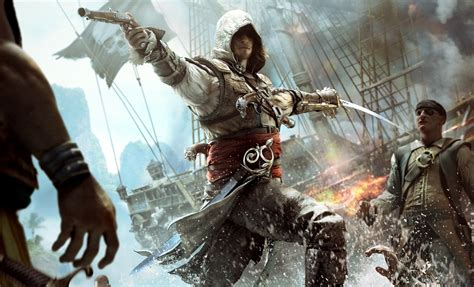 assassins creed iv black test assassin s creed iv black flag sur ps4 224 l