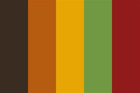 60s colors 60s palette color palette