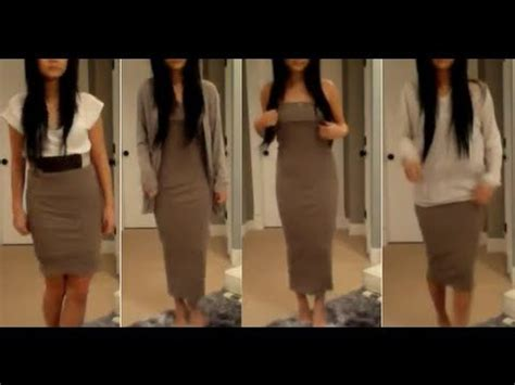 8 Ways To Wear Summer Clothes In Other Seasons by Fashion Ideas Infinity Scarf As A Maxi Dress Plus 7